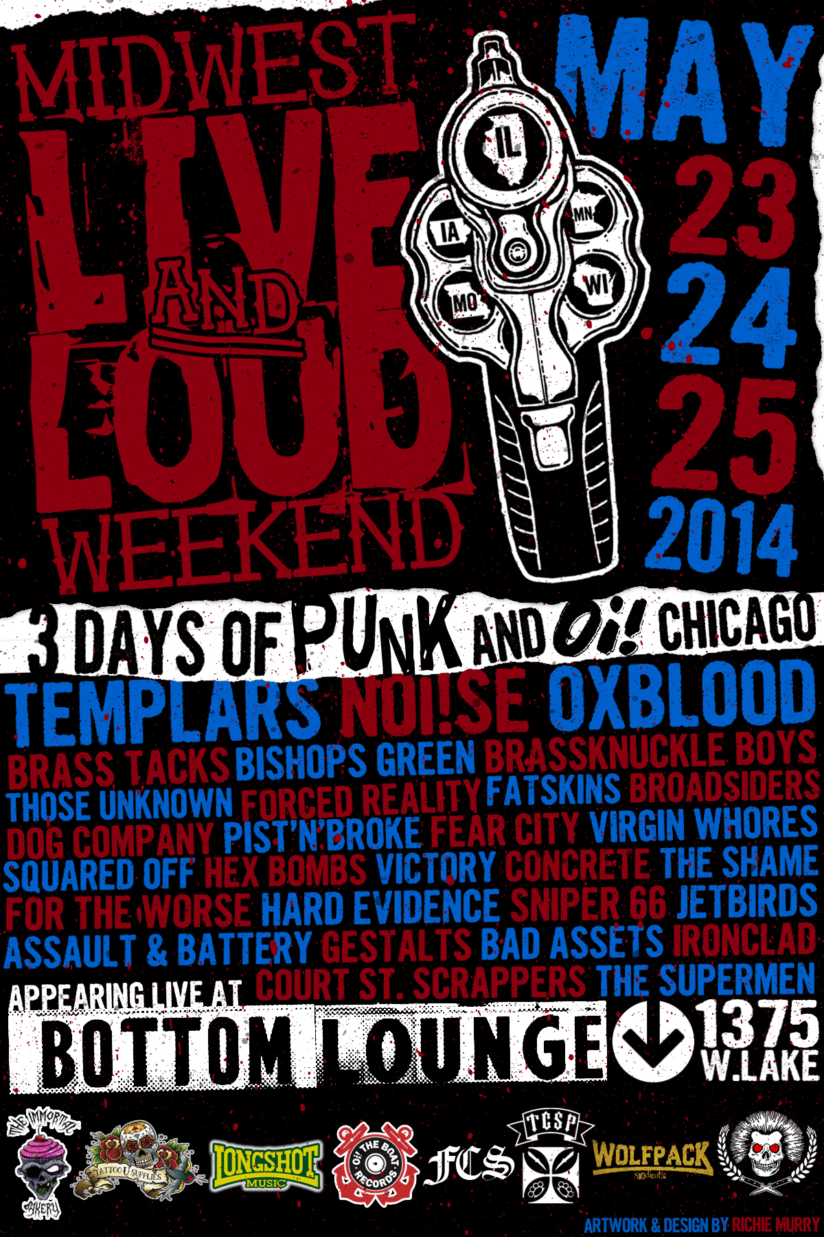 MIDWEST LIVE & LOUD WEEKEND