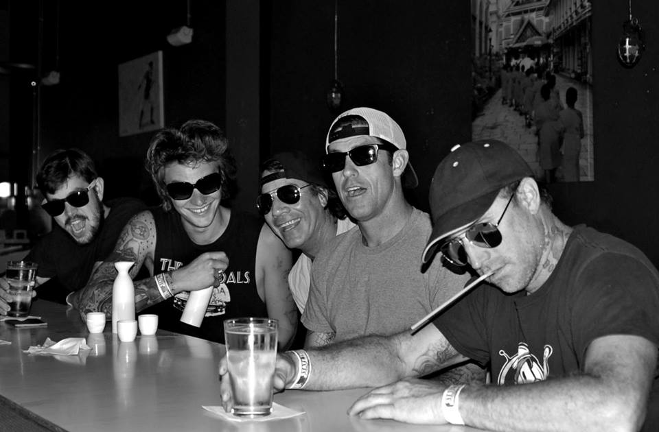 GUTTERMOUTH * THE ARCHITECTS * TOP SHELF LICKERS