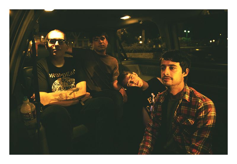 JOYCE MANOR * THE EXQUISITES * MEAT WAVE