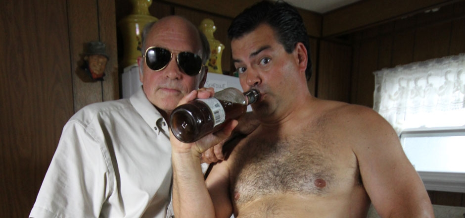 RANDY & MR. LAHEY