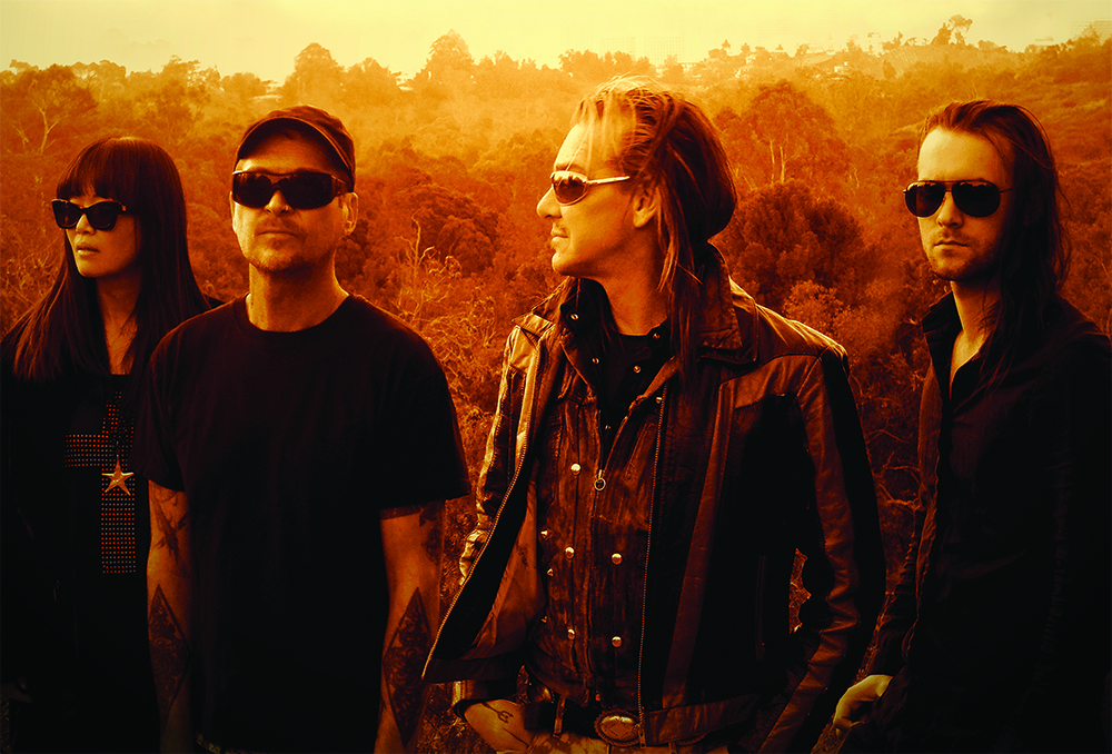 My Life With The Thrill Kill Kult Tour