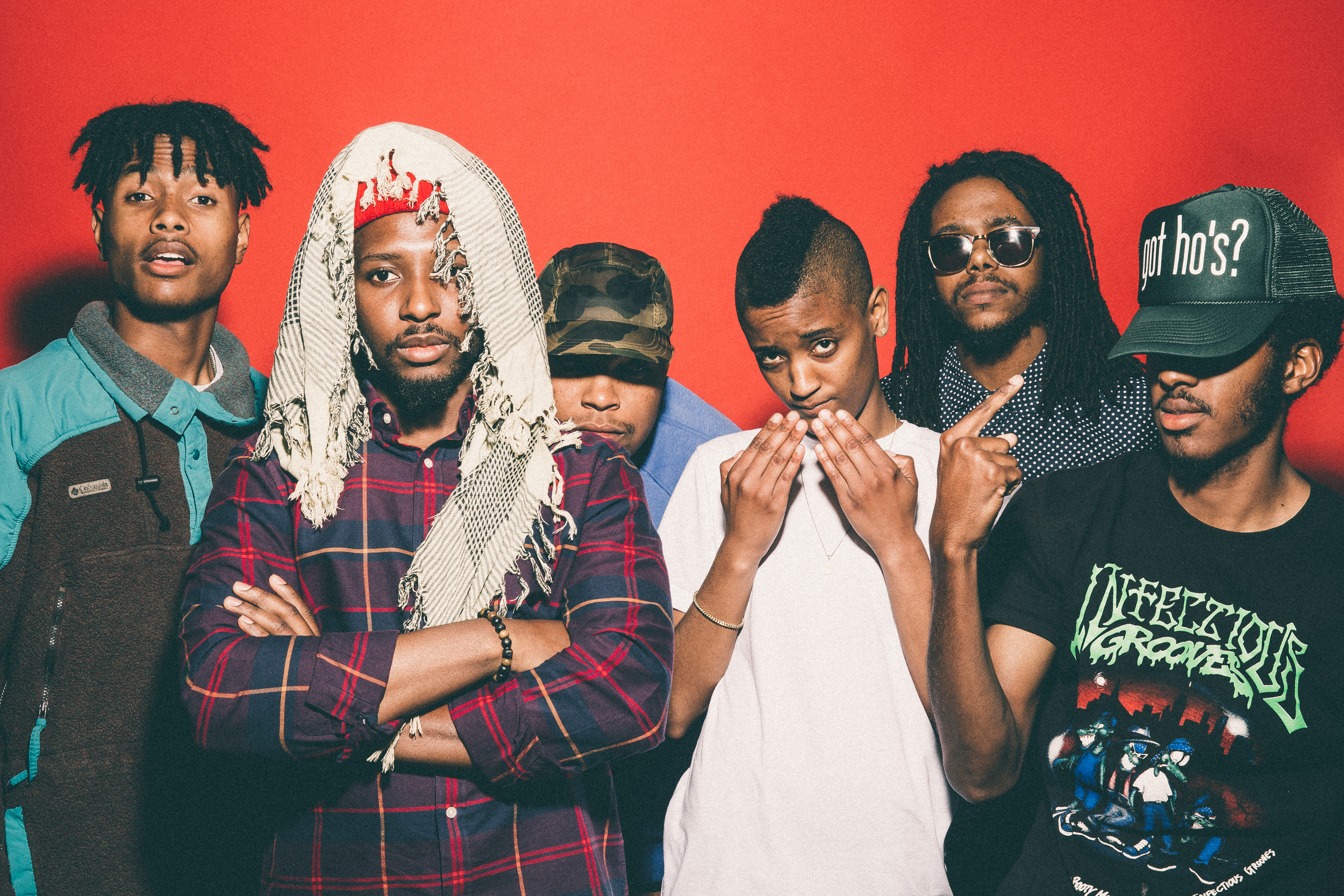 SOLD OUT! – THE INTERNET - THE EGO DEATH TOUR - NICKY DAVEY