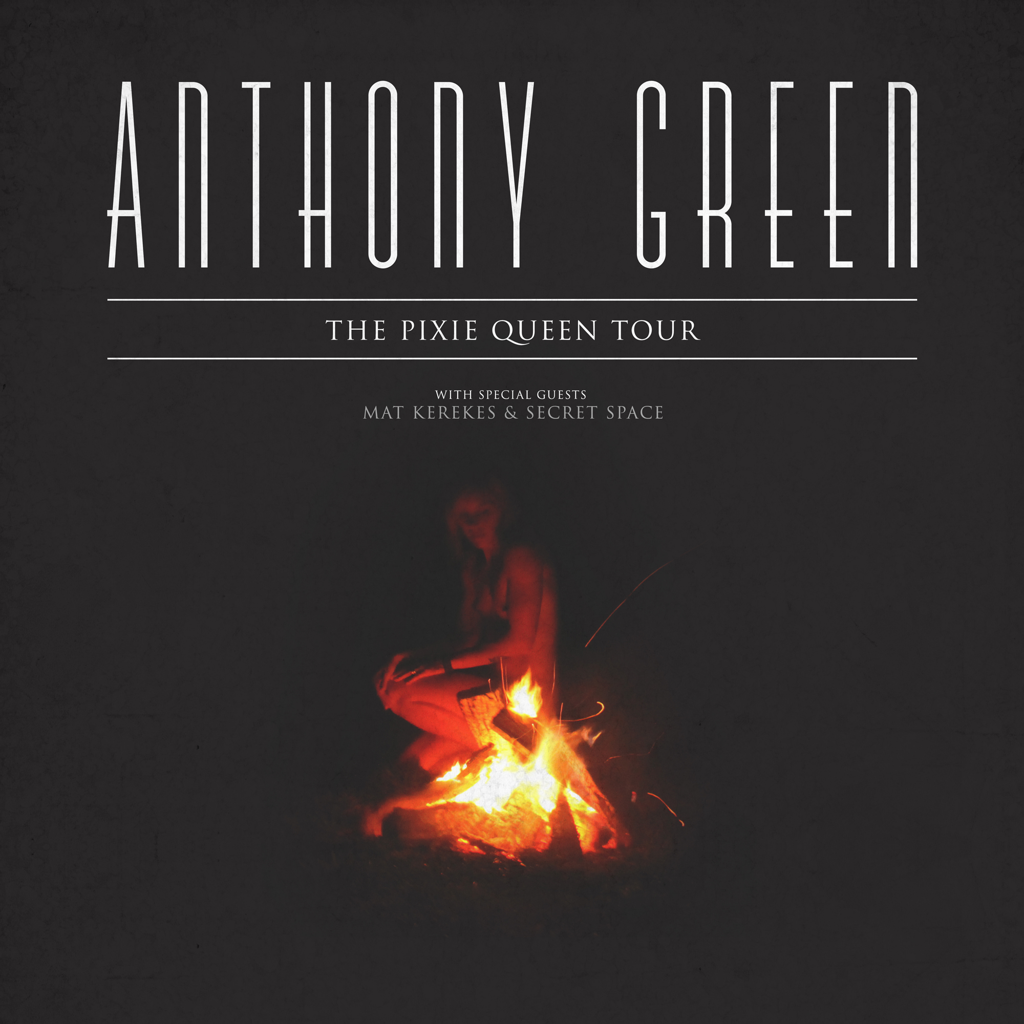ANTHONY GREEN * MAT KEREKES * SECRET SPACE