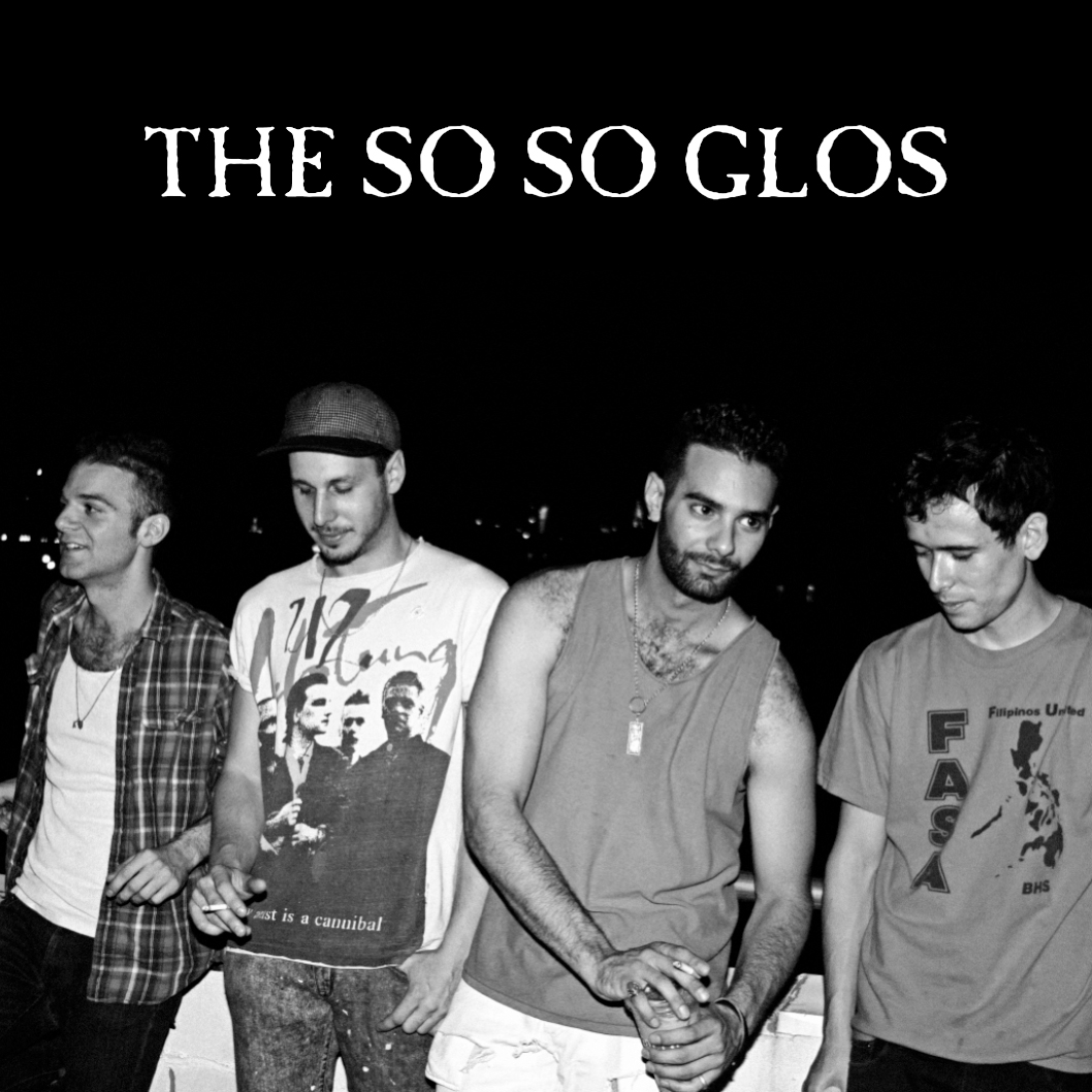 THE SO SO GLOS