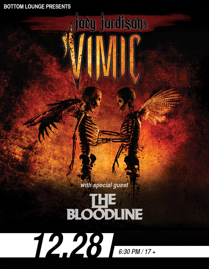 VIMIC * THE BLOODLINE