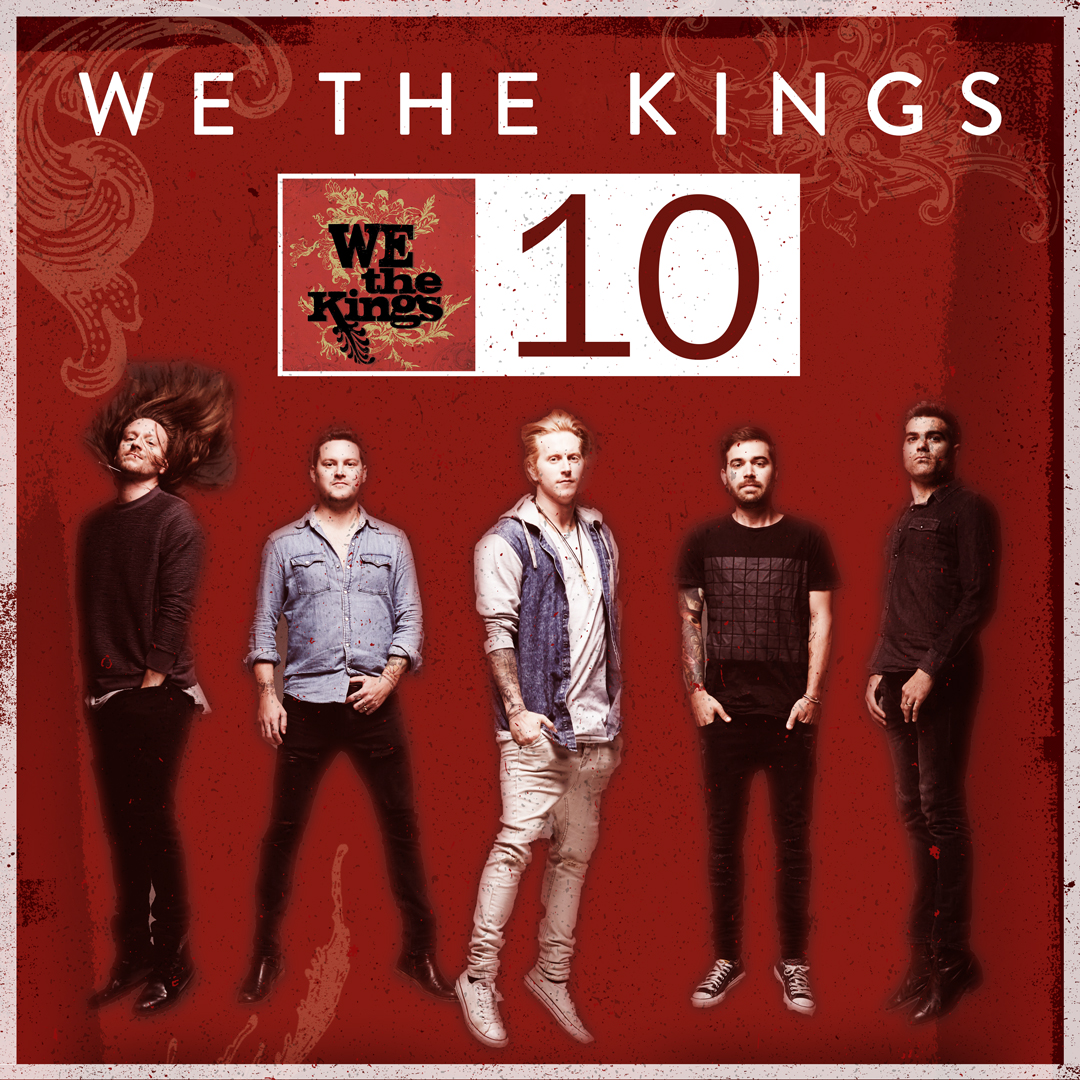 Riot Fest Presents: WE THE KINGS * CUTE IS WHAT WE AIM FOR * PLAID BRIXX * ASTRO LASSO