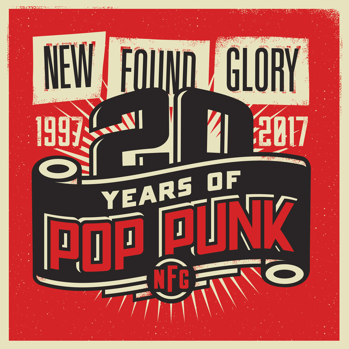 SOLD OUT! – NEW FOUND GLORY – NIGHT THREE (Catalyst / Nothing Gold Can Stay)