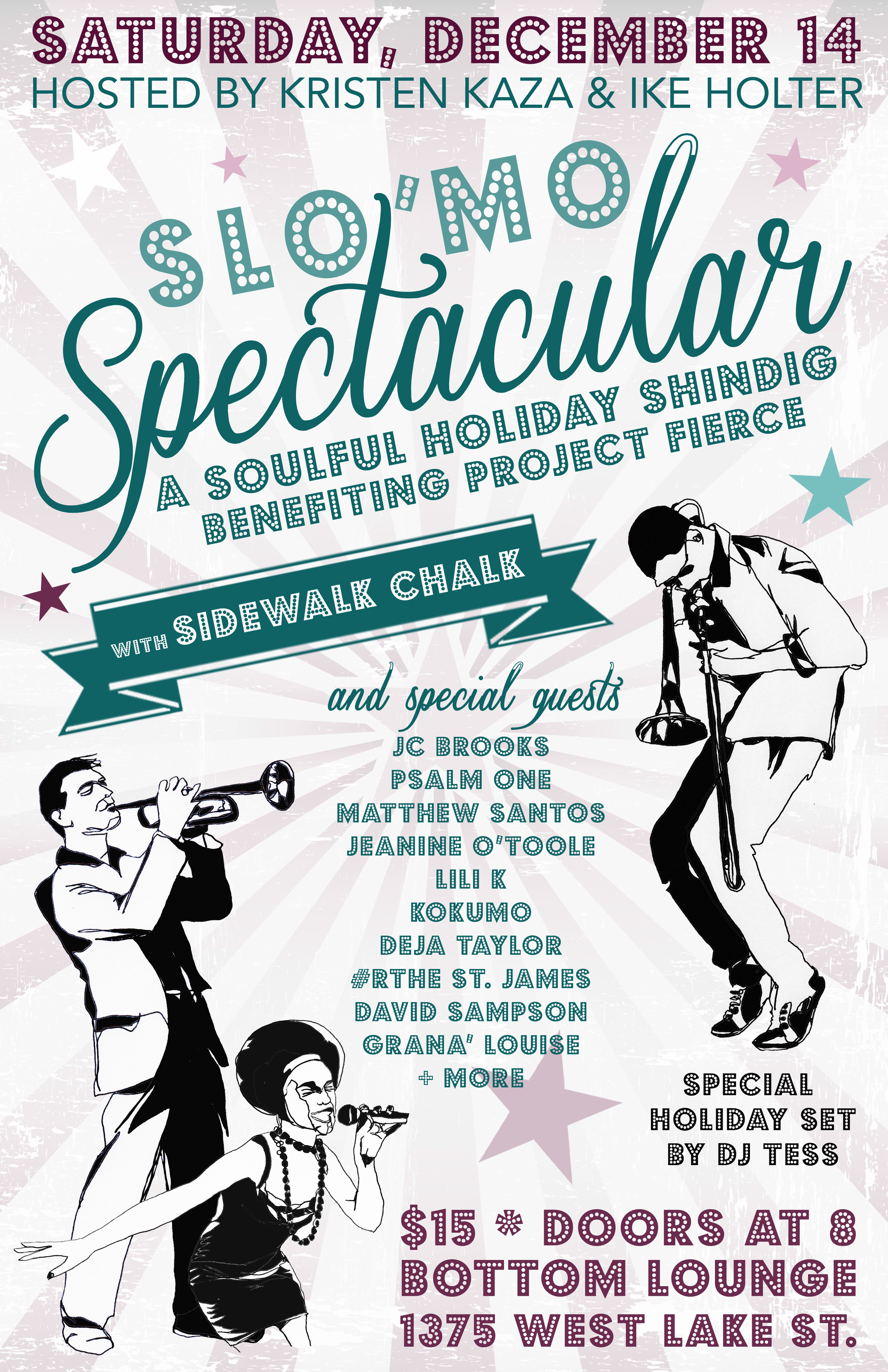 THE SLO 'MO SPECTACULAR