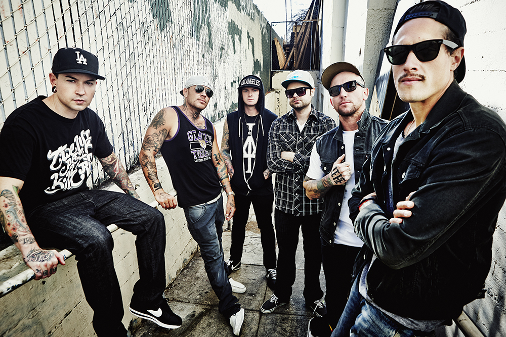 Sold Out Hollywood Undead From Ashes To New Bottom