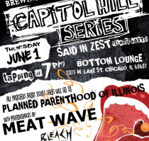 Elysian Brewing's Capitol Hill Series :: Chicago