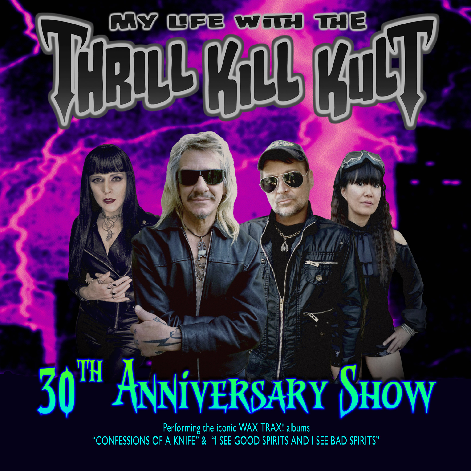 MY LIFE WITH THE THRILL KILL KULT with DJ Bud Sweet