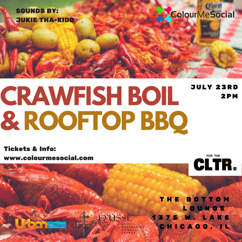 CMS Tastings: New Orleans Style Crawfish Boil!