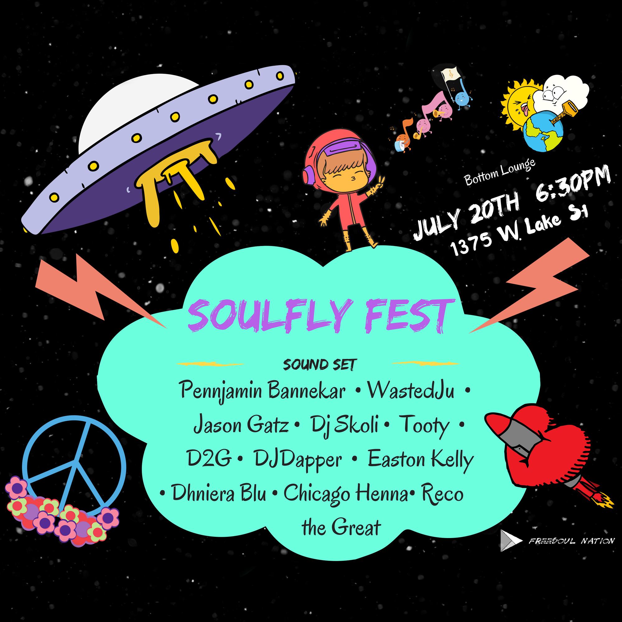 Soulfly Fest: A Sound Set