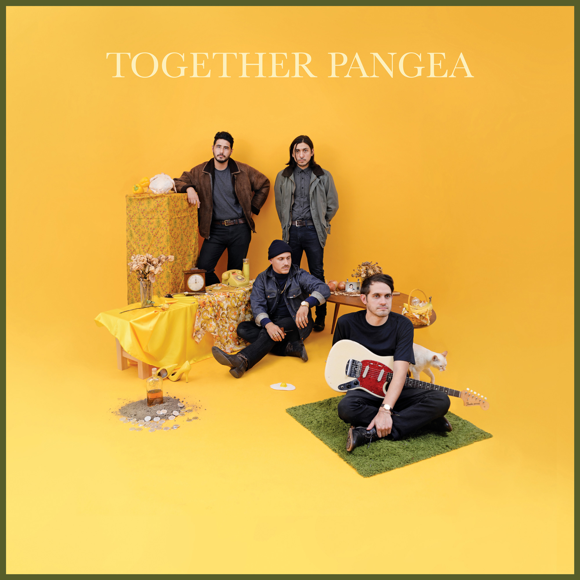 together PANGEA * TALL JUAN * DADDY ISSUES * LALA LALA
