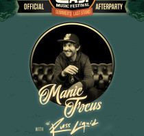 Official North Coast Music Fest Afterparty: MANIC FOCUS * RUSS LIQUID