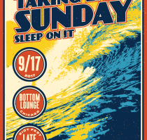 Riot Fest Late Night: TAKING BACK SUNDAY * SLEEP ON IT