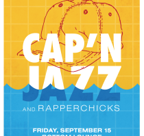 Riot Fest Late Night: CAP'N JAZZ