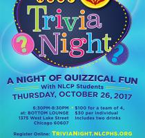North Lawndale College Prep's Associate Board's 4th Annual Trivia Night
