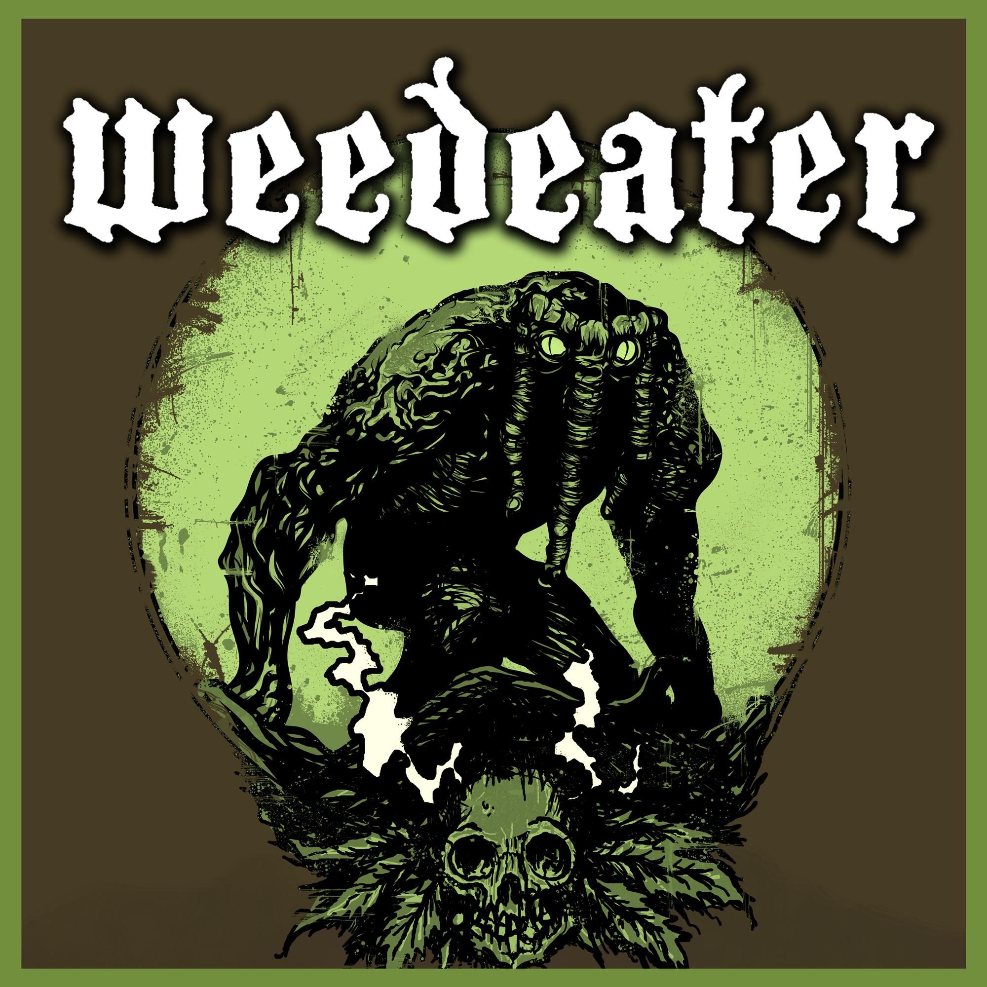 WEEDEATER * TELEKINETIC YETI