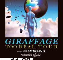 Bottom Lounge & 1833 Present: GIRAFFAGE * SWEATER BEATS * WINGTIP