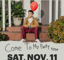 RICH CHIGGA – COME TO MY PARTY TOUR