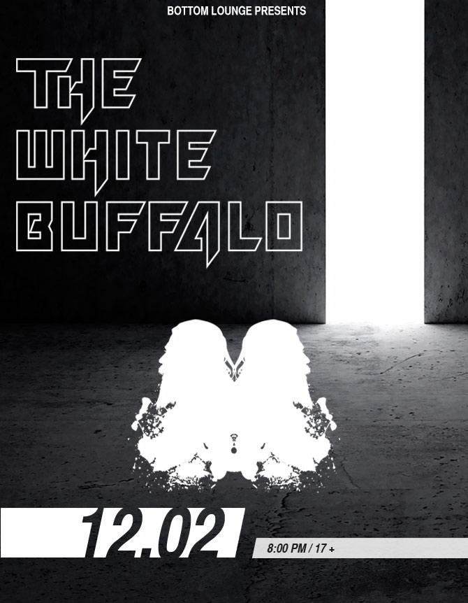 THE WHITE BUFFALO * ALICE DRINKS THE KOOL AID
