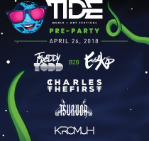 Notion Presents: FREDDY TODD b2b ESSEKS * CHARLESTHEFIRST * TSURUDA * KROMUH