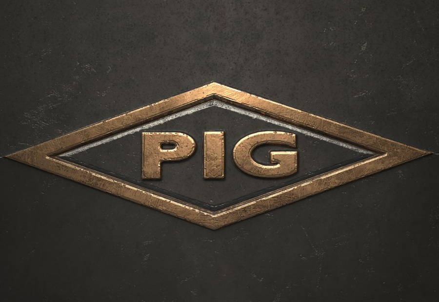 PIG * CURSE MACKEY