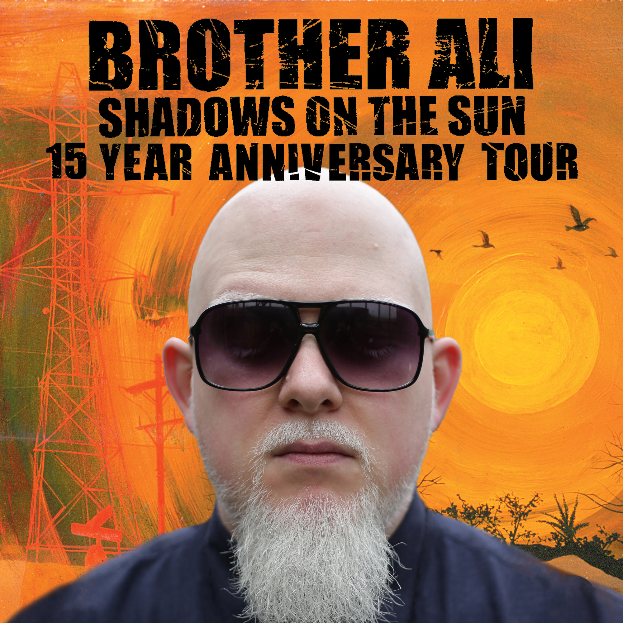 Shadows On the Sun by Brother Ali on Apple Music