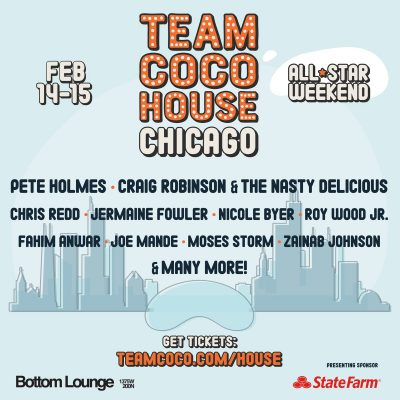 Team Coco | Bottom Lounge