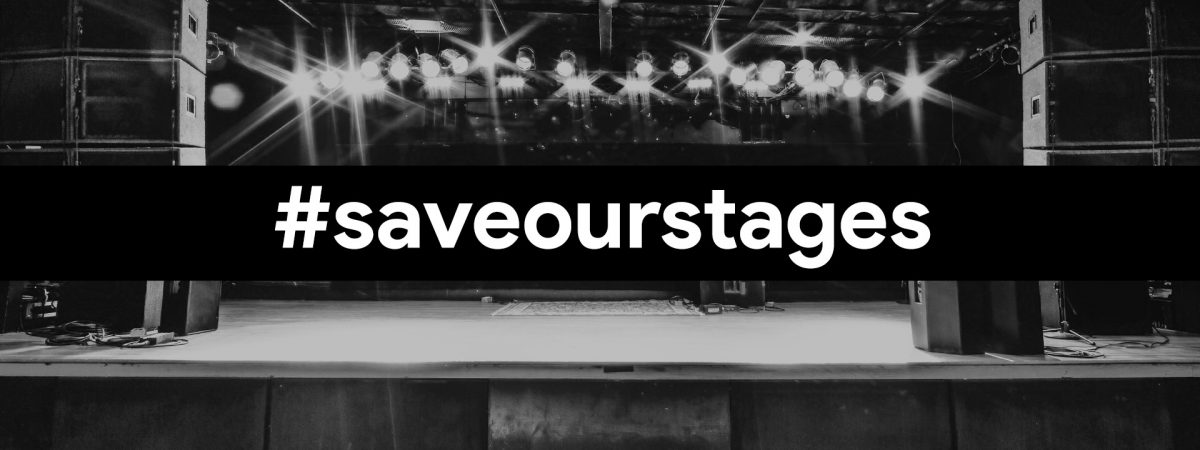 #SaveOurStages