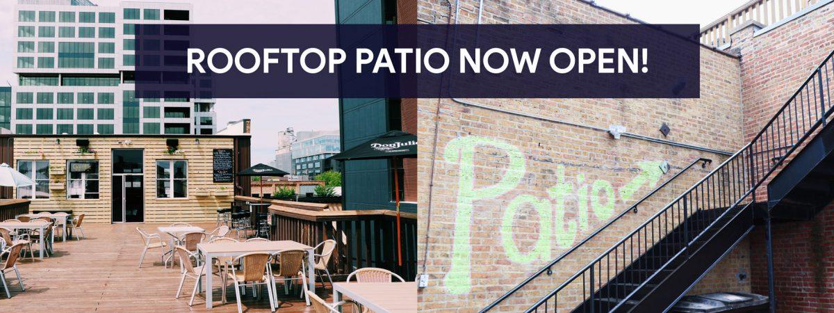 Bottom Lounge | Rooftop Patio